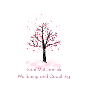 Sam McCormick - Wellbeing Coaching Logo